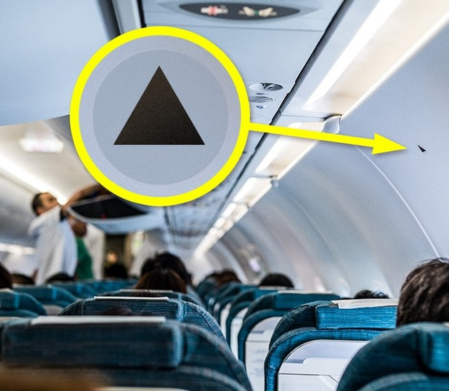 This is also an extremely important detail on the plane.  Photo: Pinterest